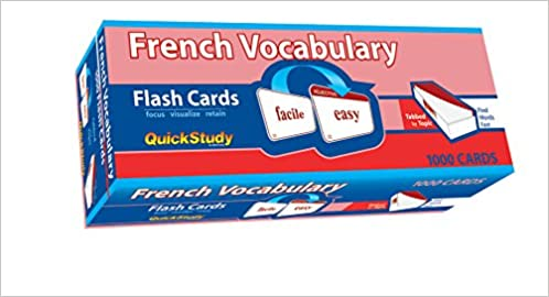 French Vocabulary Upc #654614021175