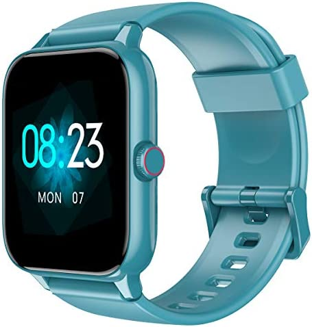 Blackview Smart Watch R3 Pro for Android and iOS Phones,Fitness Tracker Heart Rate Monitor,IP68 Swimming Waterproof,1.54 Inch Digital Smartwatch for Women Men,Ultra-Long Battery Life