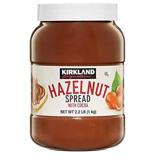 Kirkland Hazelnut Spread with Cocoa 1kg