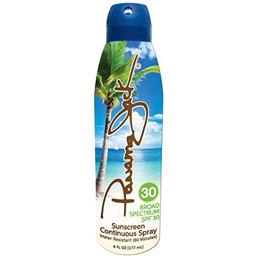 Panama Jack Continuous Spf#30 Suncreen Spray