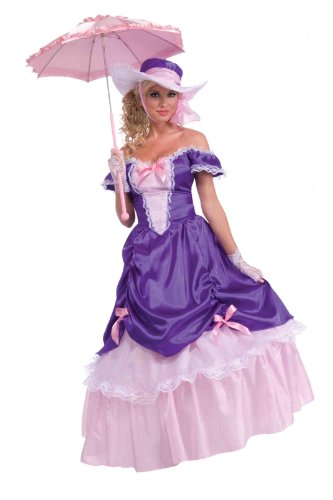 Blossom Southern Belle Adult Costumes (Blossom Southern Belle Adult Costume - Standard)