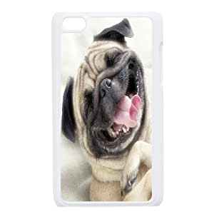 C-Y-F-CASE DIY Cute Dog Pattern Phone Case For Ipod Touch 4