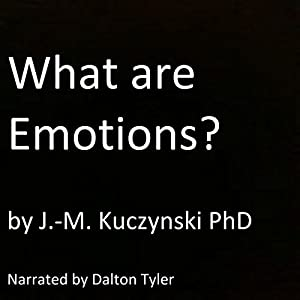 What Are Emotions? Audiobook