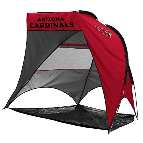 Logo Brands NFL Arizona Cardinals Retreat Cabana, Red, One Size