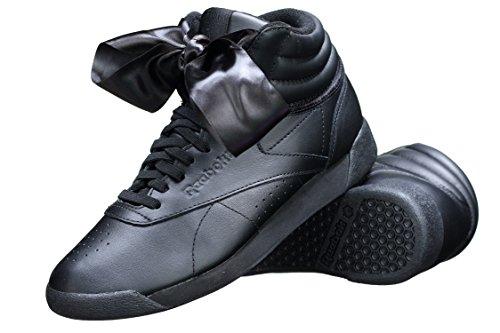 Baskets Hi Noir Reebok Reebok Freestyle Noir Freestyle Baskets Hi UURqvw