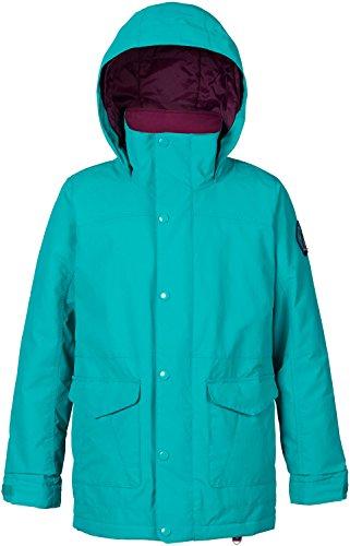 (Burton Elstar Parka Snowboard Jacket Girls Sz)