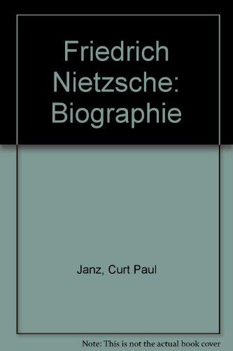 Friedrich Nietzsche Biographie (German Edition)