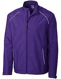 Cutter & Buck Men's Cb Weathertec Beacon Full Zip Jacket
