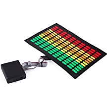 HDE Sound-Activated Rave LED Panel w/ Sensor Module
