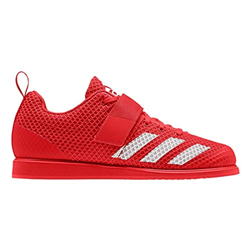 save off 13ff6 c7ca6 adidas Men s Powerlift 4, White Active red, ...