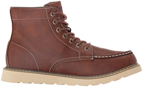 Hi Dark Boot Lugz Brown Cream Men's Chukka Roamer Gum xnvfP