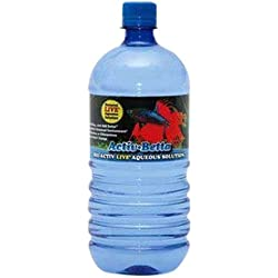 Worldwide Imports AWWA10961 Bio Activ Betta Water for Aquarium Decor by Worldwide Imports