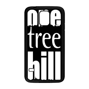 Customize One Tree Hill,TPU Phone case for SamSung Galaxy S5,black