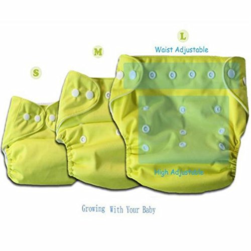 Storeofbaby-Baby-Swim-Diaper-Reusable-Leakproof-Adjustable-Infant-Pool-Pant-0-3-Years