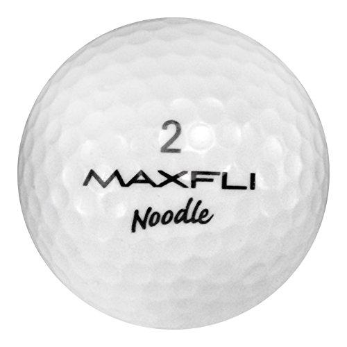84 Maxfli Mix – Near Mint ( AAAA ) Grade – リサイクル( used )ゴルフボール   B0737ZTMZG