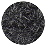JUVEKER Hair Building Fibers Hair Loss Concealer for Men & Women - 28 Grams / 0.98 oz (BLACK)