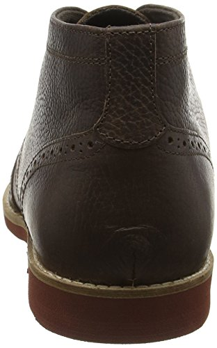 Marrón Brown Hombre para Tape Milled Botas Foxhill Red wxq7SZ6
