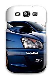 High-quality Durable Protection Case For Galaxy S3(subaru Wrx Sti)