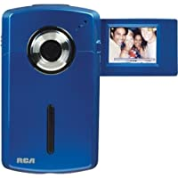 Audiovox Blue Digital Camcorder