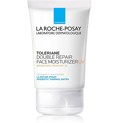 Free Hydrating Oil Fluid - La Roche-Posay Toleriane Double Repair UV Face Moisturizer with SPF 30, 2.5 fl. oz.