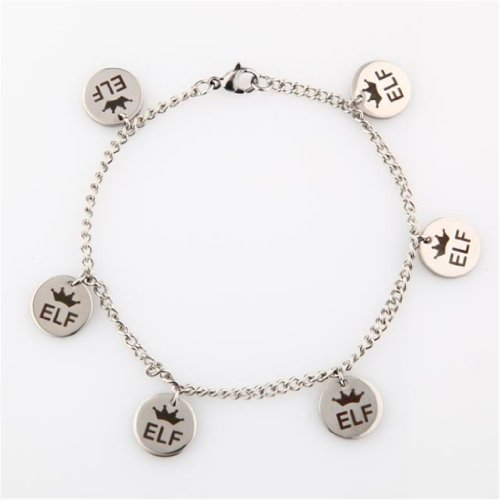 KPOP 2PM CNBLUE F(x) FX INFINITE NUEST Super Junior TVXQ accessories Bracelet Wristband fanmade Titanium (Super Junior)