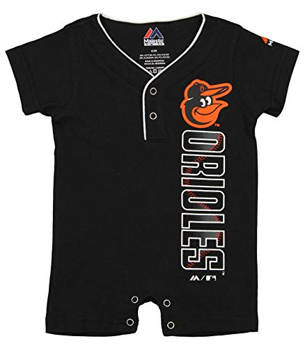 Baby & Toddler Clothing Majestic Mlb Infant Girls Baltimore Orioles Great Catch Hoodie And Pant Set