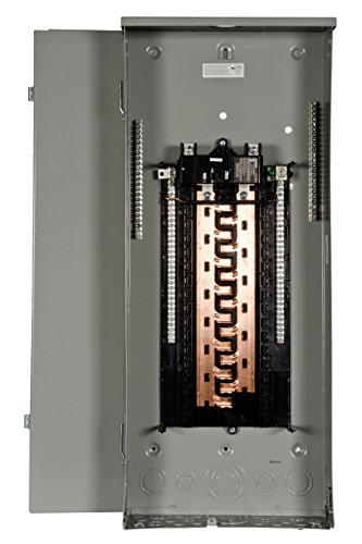 PW3040B1200CU 200-Amp 30-Space 40-Circuit Outdoor Rated Main Breaker Load Center