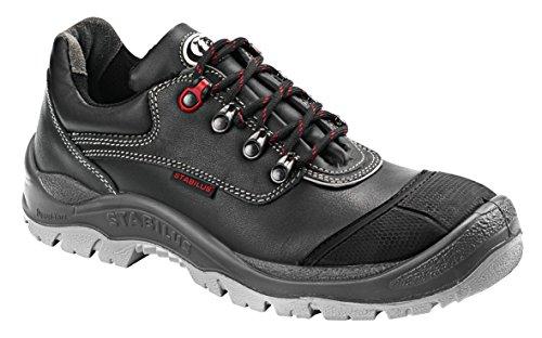 de 2611 Schwarz Noir Schwarz Chaussures Stabilus Sécurité Adulte Mixte 1Exgnx6