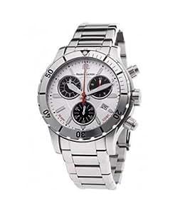 Maurice Lacroix MI1108-SS112-130 - Reloj de pulsera hombre, acero inoxidable, color plateado