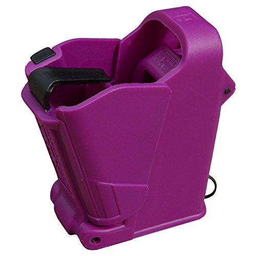 - Maglula UP60PR Uplula Universal Pistol Magazine Loader & Unloader, Purple