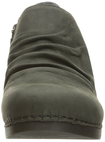 Dansko Womens Sheena Boot Stone Nubuck