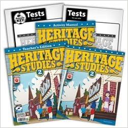 Book Heritage Studies Teacher Grd 2