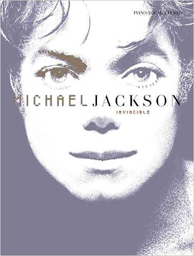 Michael Jackson -- Invincible: Piano/Vocal/Chords: Michael Jackson ...