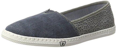 Rieker Kvinners L.slipper Jeans Jeans