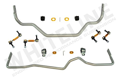 Whiteline BNK006 Anti Sway Bar Kit for Nissan 350Z and InfinitiG35
