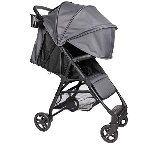 The Tour+ (Zoe XL1) – Best Everyday Single Stroller with Umbrella – Tandem Capable – UPF 50+ – Lightweight