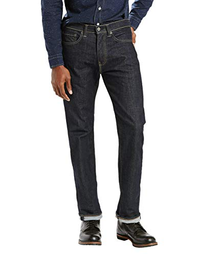 Levi's Men's 505 Regular Fit Jean,Tumbled Rigid,32x32