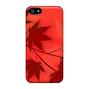 Fashionable Style Skin For Iphone 6 Plus 5.5 Phone Case Cover - Autumn Free Path In The Forest