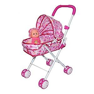 Dobariya Enterprise Baby Doll Stroller...