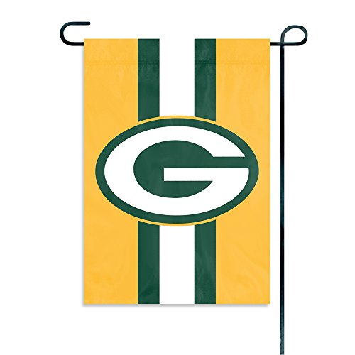 (Party Animal Green Bay Packers Garden Flag)