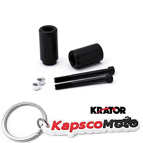 Amazon.com: Krator Black Frame Sliders for 1996-2003 ...
