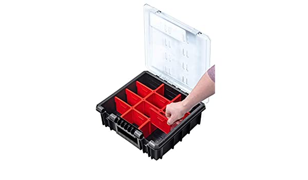Patrol Group orghd400fczapg001 Organiser HD 400 Caja Organizadora ...