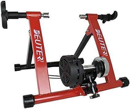 Wonduu Rodillo De Entrenamiento En Interior para Bicicleta Mt-01 Azul con Cable: Amazon.es: Deportes y aire libre