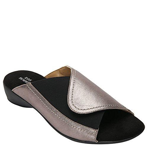 Ros Hommerson Mabel Women's Sandal 8 E US Pewter