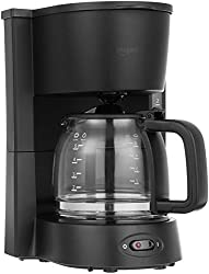 AmazonBasics 5-Cup Coffeemaker with Glass Carafe from AmazonBasics