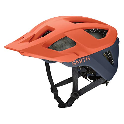 Smith Optics 2019 Session MIPS Adult MTB Cycling Helmet - Matte Red Rock/Petrol/Large