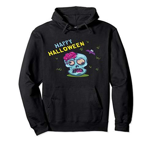 Happy Halloween Zombie Hoodie