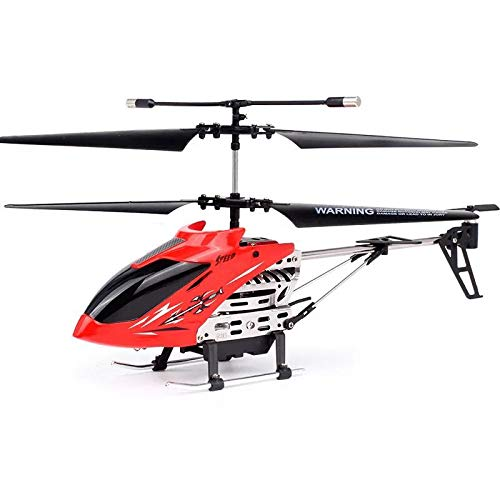 INSOA TOYS Helicopter with Remote Control, 2.4GHZ Control Crash-Resistant Alloy Remote-Controlled Aircraft, Remote Control Drone Electric Toy for Kids, Boys, Teens Gift