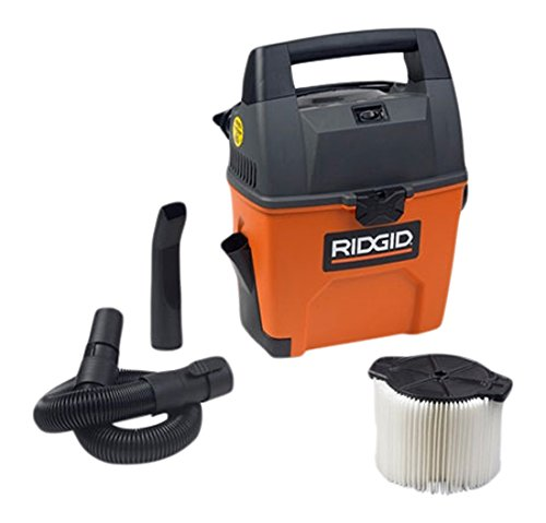 Ridgid 36138 3 Gallon Wet/Dry Vacuum by Ridgid