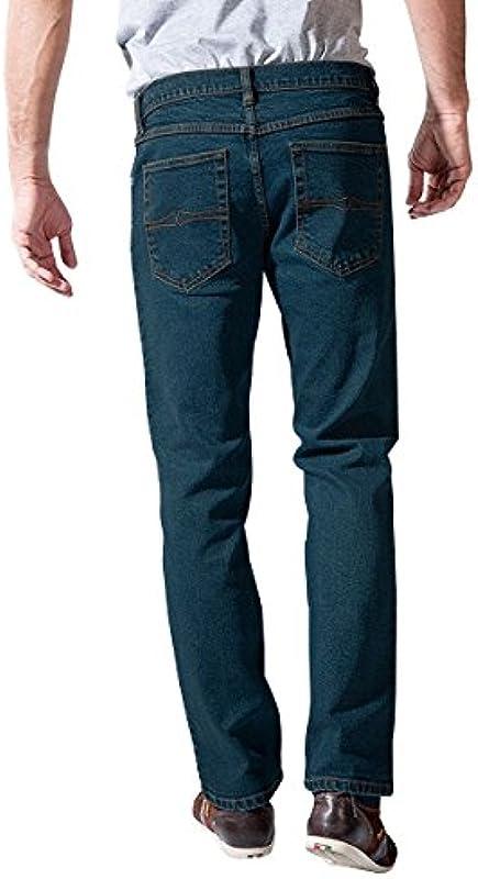 Rounder Falco - Czarne - Jeansy ze stretchem marki Stooker.: Odzież